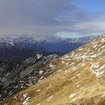 Paesaggio<br />Valle Antigorio. Passi della Forcoletta